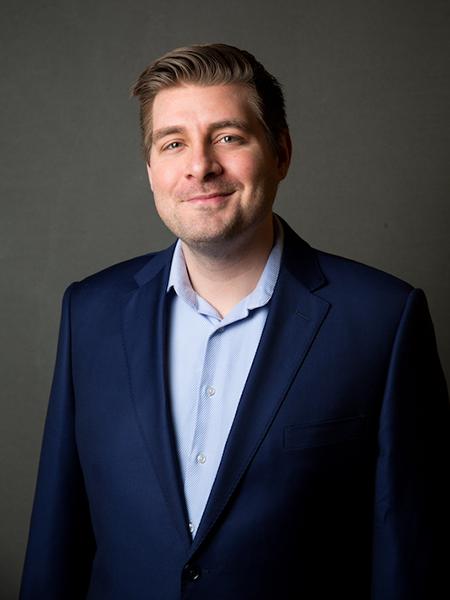 Ben Gruber Regnier Institute Portrait
