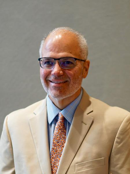 Jeff Hornsby Regnier Institute Portrait